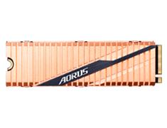 Gigabyte Aorus M.2 NVMe PCIe Gen4 SSD 500GB