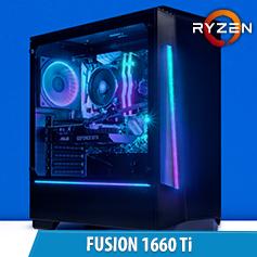 PCCG Fusion 1660 Ti Gaming System 2