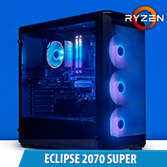 PCCG Eclipse 2070 Super Gaming System