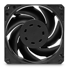 EK Meltemi 120ER 500-1800rpm Fan