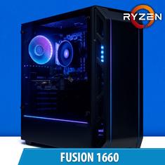 PCCG Fusion 1660 Gaming System
