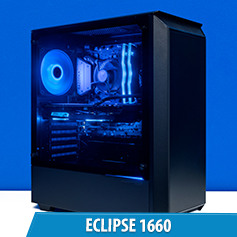 PCCG Eclipse 1660 Gaming System