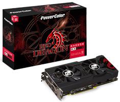 PowerColor Radeon RX 570 Red Dragon Edition 4GB
