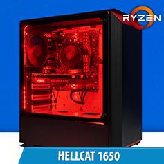 PCCG Hellcat 1650 Gaming System
