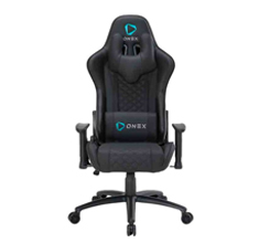 ONEX GX3 Gaming Chair Black