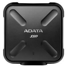 ADATA SD700 Rugged IP68 External SSD 256GB Black