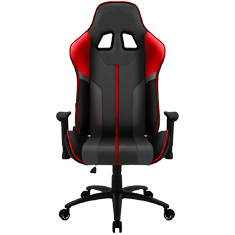 Aerocool ThunderX3 BC3 Boss Gaming Chair Fire Red