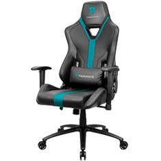 Aerocool ThunderX3 YC3 Gaming Chair Black Cyan