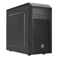 SilverStone Precision PS16 mATX Case Black