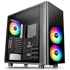 Thermaltake View 31 Tempered Glass ARGB Edition Mid Tower Case