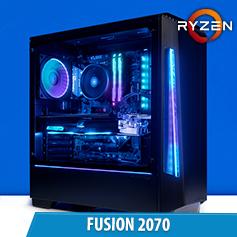 PCCG Fusion 2070 Gaming System