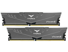 Team T-Force Vulcan Z 32GB (2x16GB) 3200MHz CL16 DDR4 Grey