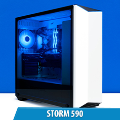 PCCG Storm 590 Gaming System