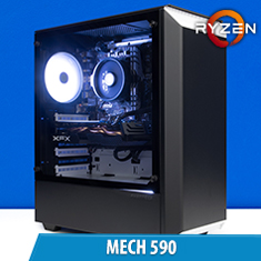 PCCG Mech 590 Gaming System