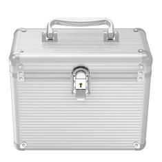 Orico 5 Bay Aluminum Hard Drive Protective Box
