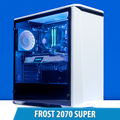 PCCG Frost 2070 Super Gaming System
