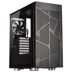 Corsair Carbide 275R Airflow Tempered Glass Case Black
