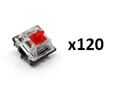 Glorious Gateron MX Switches Red