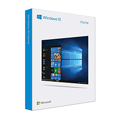 Microsoft Windows 10 Home 32bit/64bit P2 USB Drive