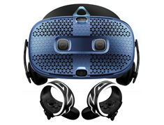 HTC Vive Cosmos Virtual Reality Headset Kit