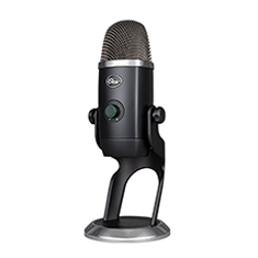 Blue Microphone Yeti X USB Microphone Black
