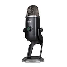 Blue Microphone Yeti X USB Microphone Black