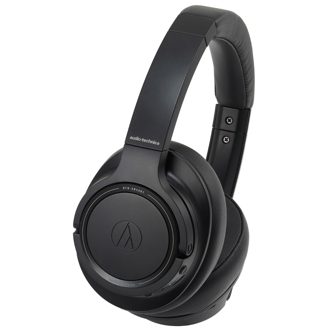 Audio Technica ATH-SR50BT Bluetooth Over-Ear Headphones