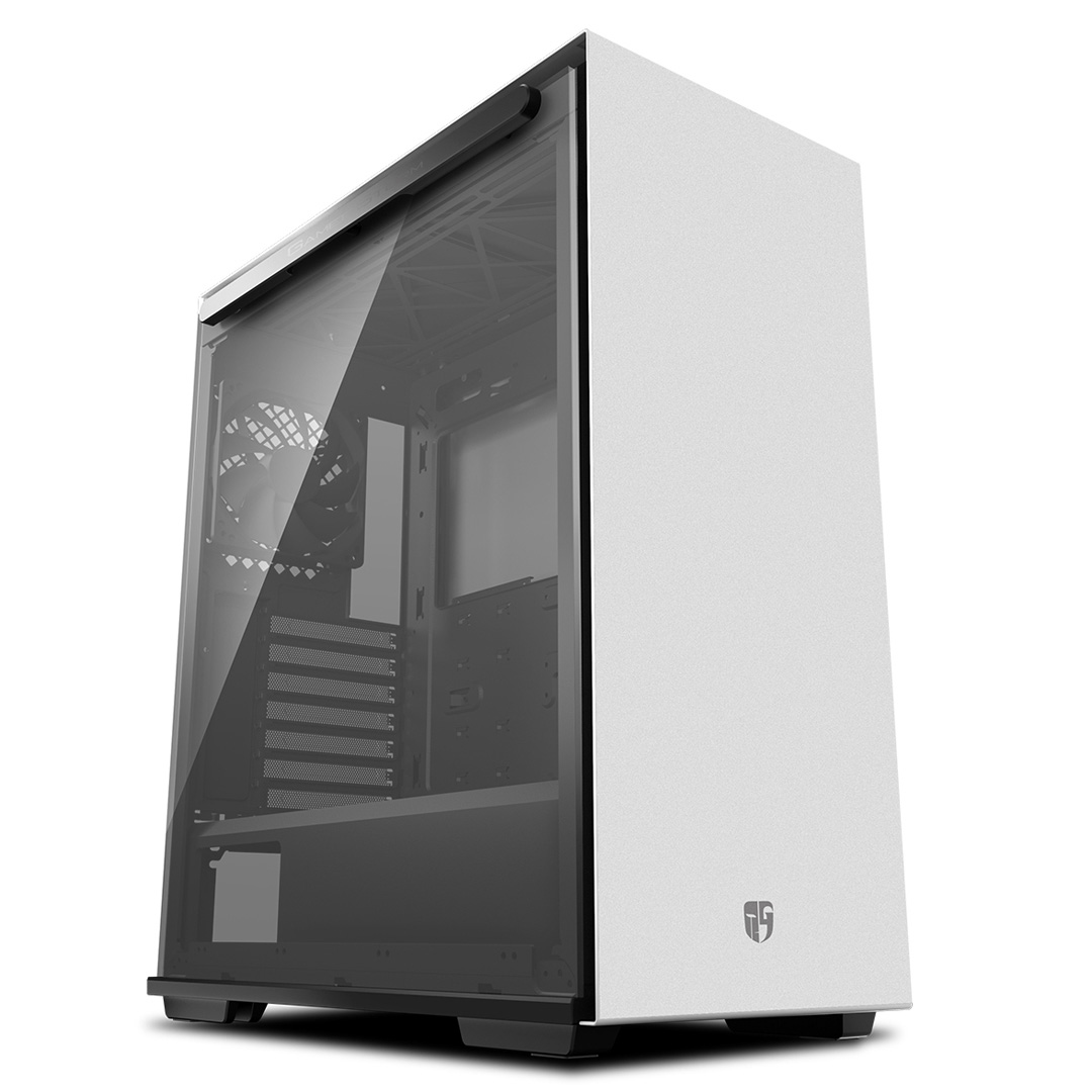 Deepcool MACUBE 310P Tempered Glass Case White