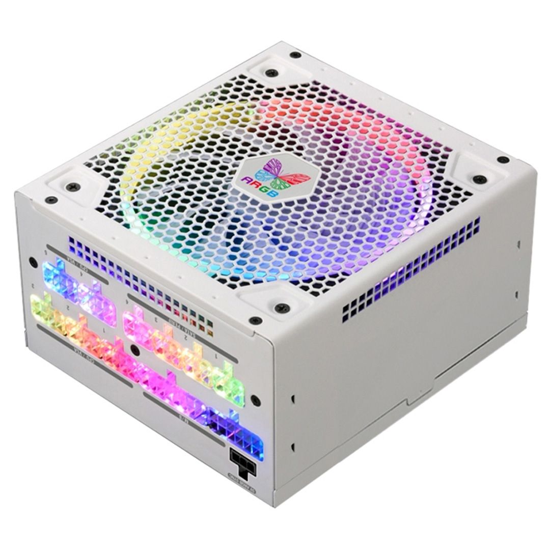 Super Flower Leadex III ARGB Gold 650W Power Supply