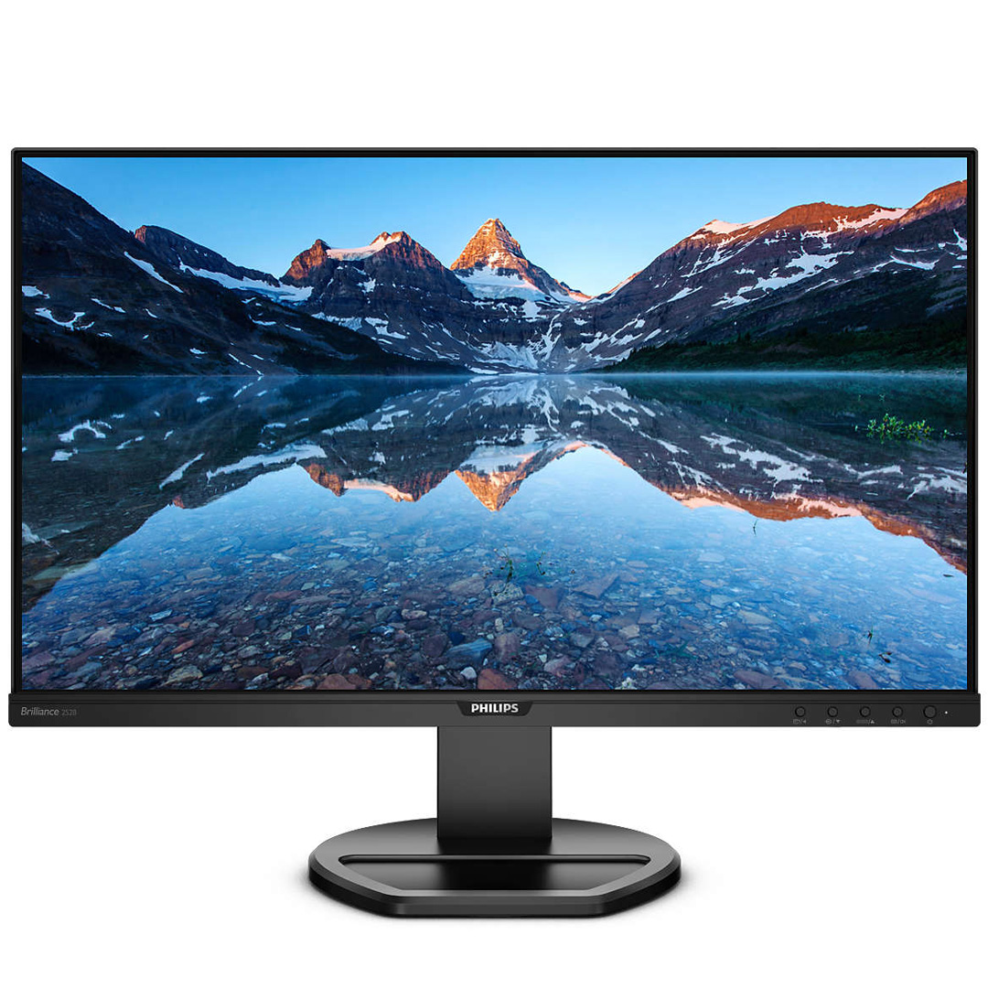 Philips 252B9 FHD+ IPS 25in Monitor