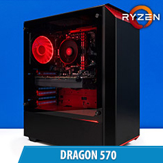 PCCG Dragon 570 Gaming System