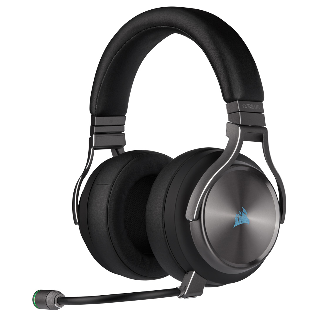 Corsair Virtuoso RGB Wireless SE Gaming Headset Gunmetal