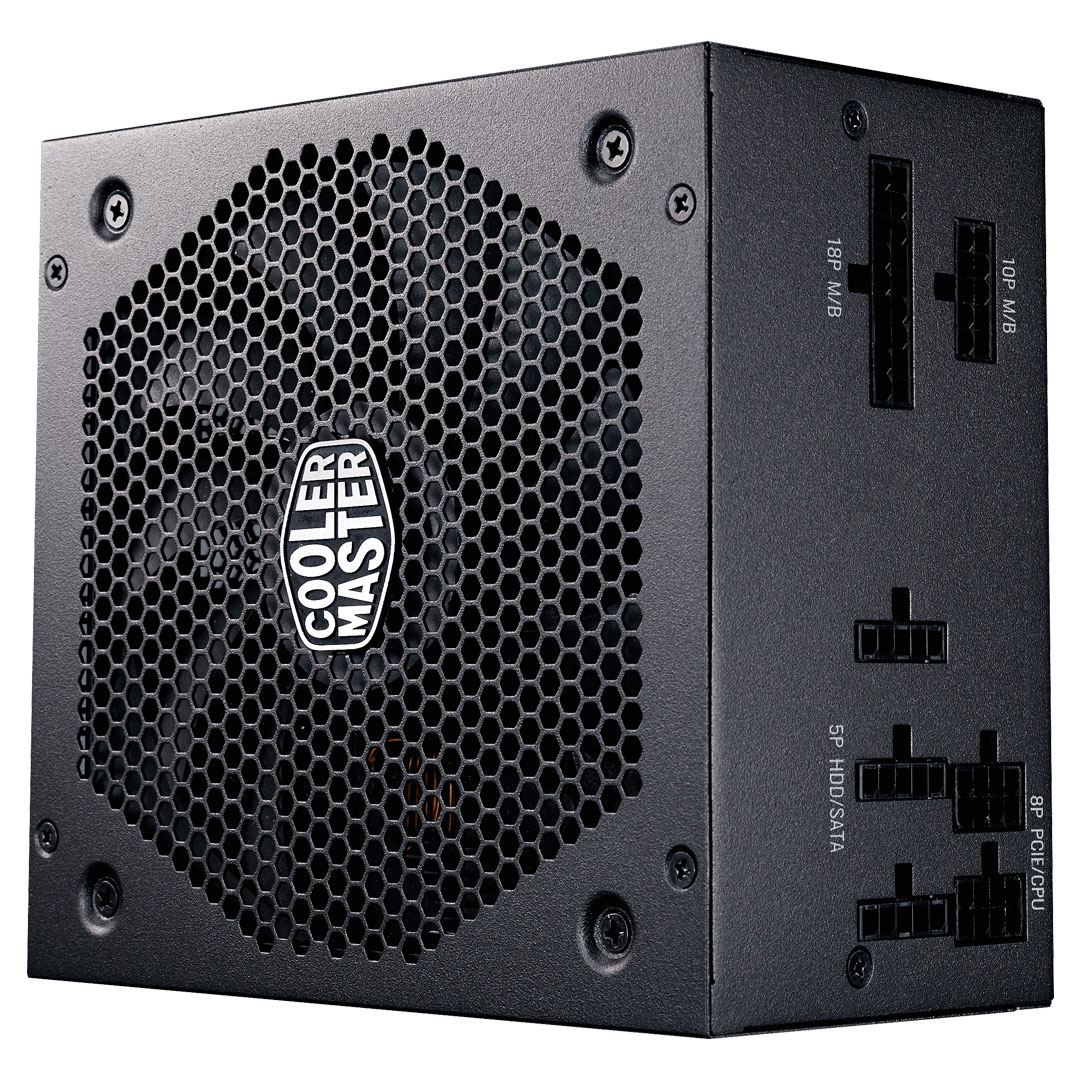 Cooler Master V550 Full-Modular Gold 550W Power Supply