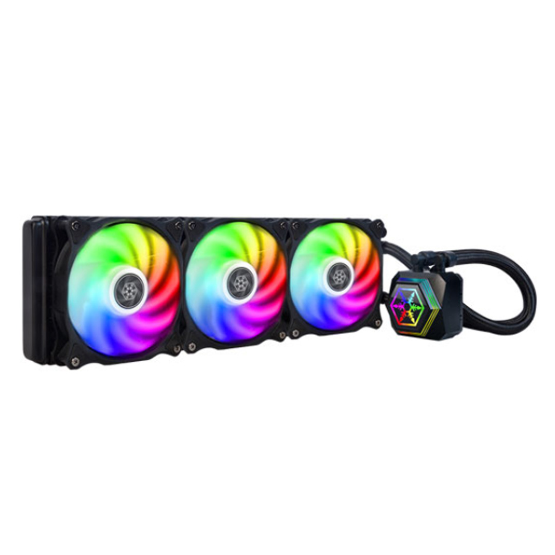 SilverStone PF360 ARGB All-In-One Liquid CPU Cooler
