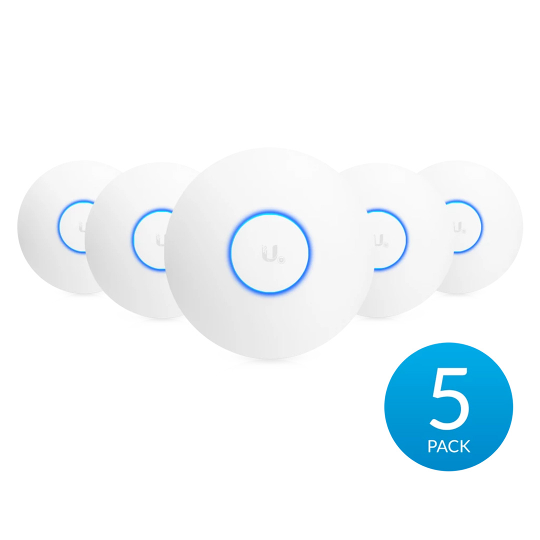 Ubiquiti UniFi AP-SHD Access Point 5 Pack
