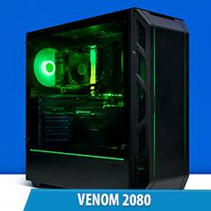 PCCG Venom 2080 Gaming System