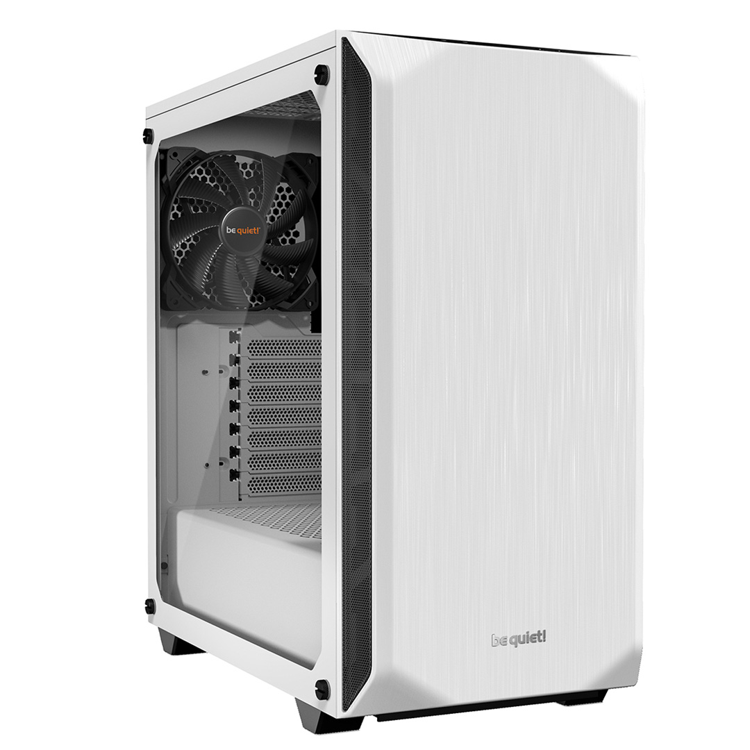 be quiet! Pure Base 500 TG Case White