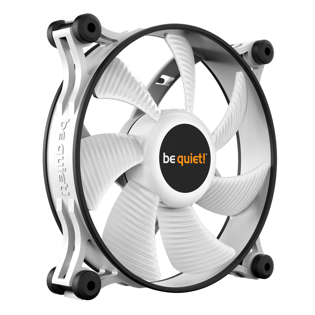 be quiet! Shadow Wings 2 120mm PWM Fan White