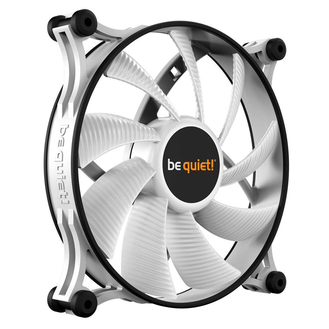 be quiet! Shadow Wings 2 140mm PWM Fan White