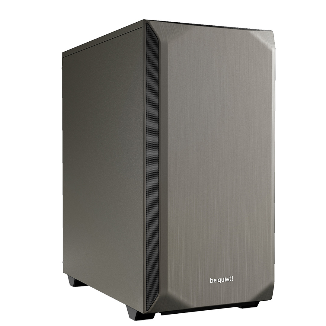 be quiet! Pure Base 500 Case Metallic Gray