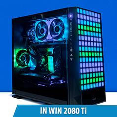 PCCG InWin 2080 Ti Gaming System [PAX Demo]