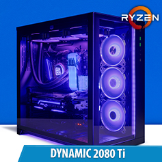PCCG Dynamic 2080 Ti Gaming System [PAX Demo]