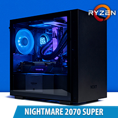 PCCG Nightmare 2070 Super Gaming System [PAX Demo]