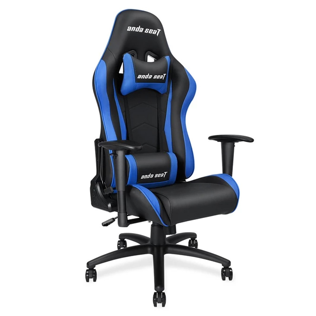 Anda Seat AD5-01 Gaming Chair Black Blue