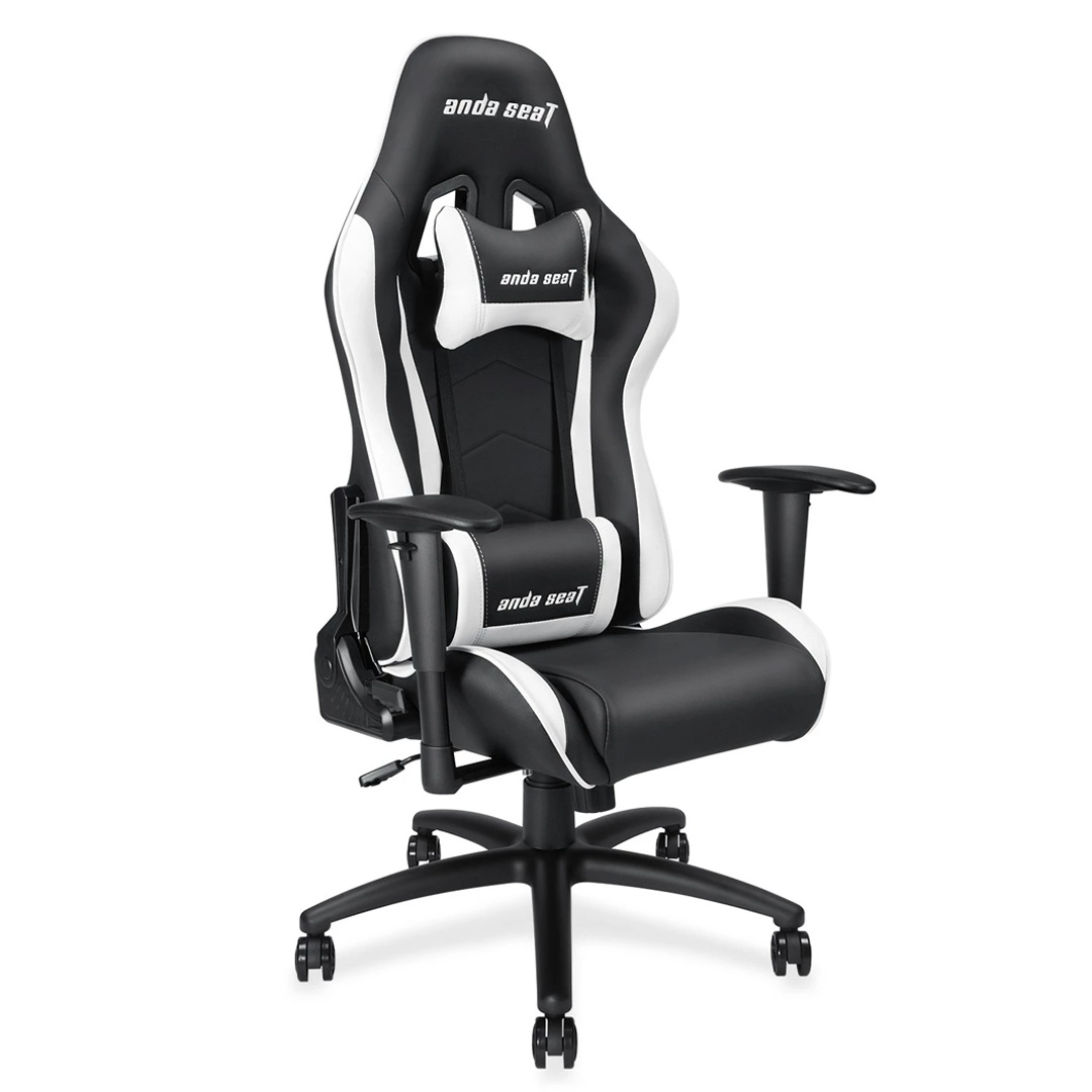 Anda Seat AD5-01 Gaming Chair Black White