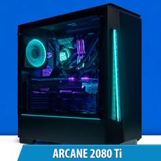 PCCG Arcane 2080 Ti Gaming System