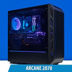 PCCG Arcane 2070 Gaming System