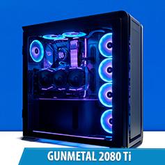PCCG Gunmetal 2080 Ti Gaming System [Pax Demo]