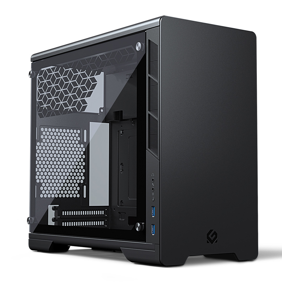 MetallicGear Neo Mini Case Black v2