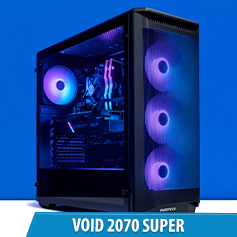 PCCG Void 2070 Super Gaming System